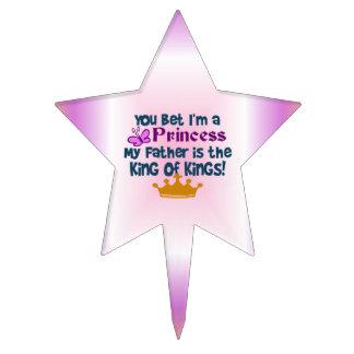 Usted apostó que soy princesa palillos de tarta