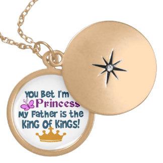 Usted apostó que soy princesa pendientes