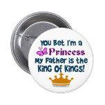¡Usted apostó que soy princesa! Pin