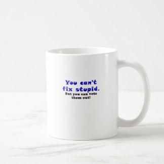 Usted arreglo linado estúpido pero usted puede taza de café