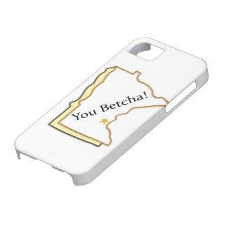 ¡Usted Betcha! Caso de Iphone 5 Funda Para iPhone SE/5/5s