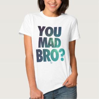 Usted Bro enojado (galaxia 5) Remeras