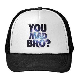 Usted Bro enojado (galaxia 8) Gorro