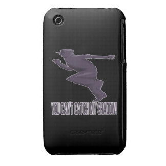 Usted captura linada mi sombra Case-Mate iPhone 3 protectores
