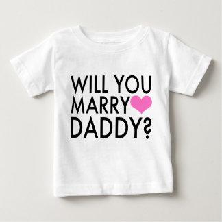 ¿Usted casará al papá? Playeras