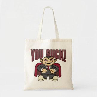 Usted chupa el bolso bolsas