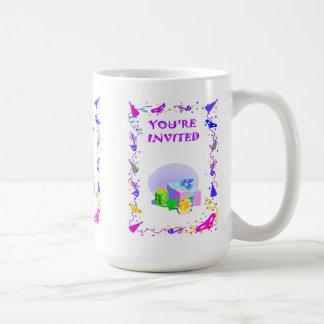 """usted """" con referencia a invitado, paquetes taza clásica"""