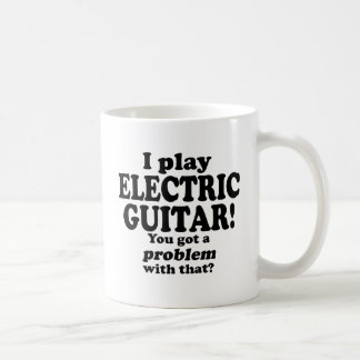 Usted consiguió un problema con ese, guitarra taza clásica