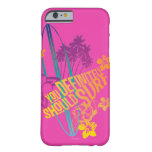 Usted debe practicar surf definitivamente funda para iPhone 6 barely there
