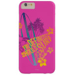 Usted debe practicar surf definitivamente funda para iPhone 6 plus barely there