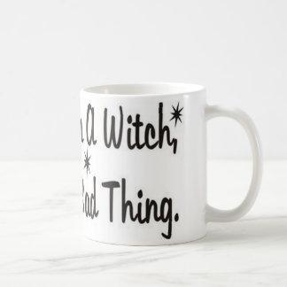 usted dice im una bruja como su mún thing1.jpg taza de café