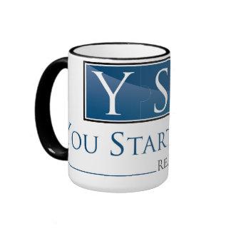 Usted enciende hoy la taza