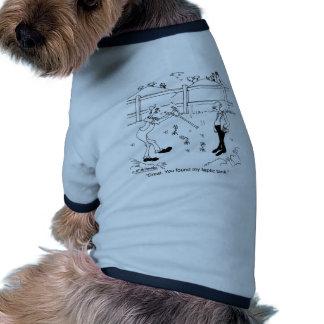 Usted encontró el mi tanque séptico camisas de perritos