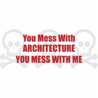 Usted ensucia con arquitectura que usted ensucia c escultura fotografica