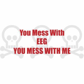 Usted ensucia con EEG que usted ensucia conmigo Esculturas Fotograficas