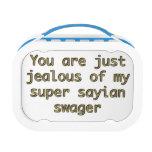 Usted es apenas celoso de mi estampador sayian est