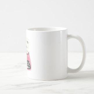 Usted es apenas mi tipo taza básica blanca