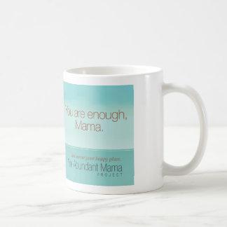 Usted es bastante taza