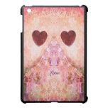 Usted es caso amado del iPad de la tarjeta del día