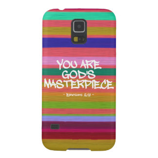 Usted es cita de Ephesians de la obra maestra de Funda De Galaxy S5