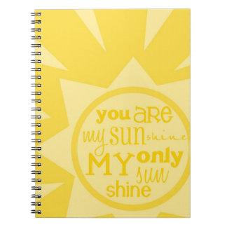 """""""usted es cuaderno de mi sol"""""""