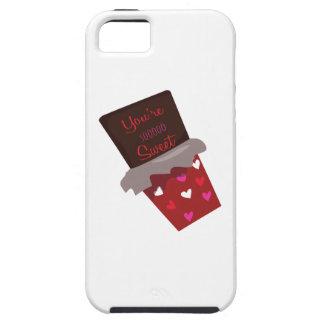 Usted es dulce de Sooooo iPhone 5 Case-Mate Funda