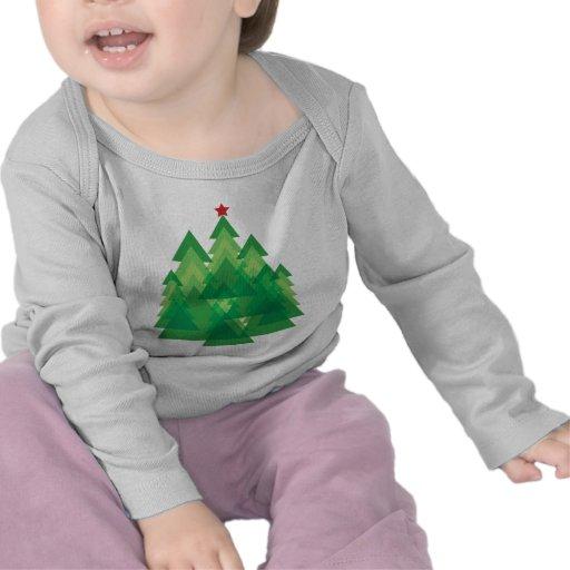 Usted es el diseño del navidad de la estrella camiseta