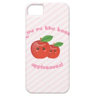 ¡Usted es el jefe, compota de manzanas! iPhone 5 Carcasas