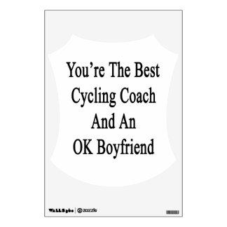 Usted es el mejor coche de ciclo y un novio