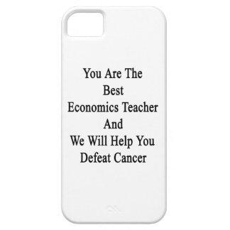 Usted es el mejor profesor de la economía y los He iPhone 5 Case-Mate Protector