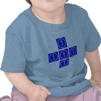 Usted es el NÚMERO UNO - los cumplidores en Camiseta