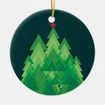 Usted es el ornamento del diseño del navidad de la adornos de navidad