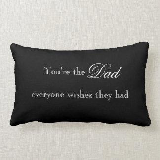 Usted es el papá que cada uno desea que tuvieran a cojin