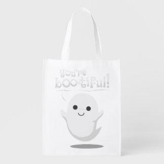 Usted es fantasma bootiful bolsas de la compra