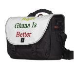 Usted es Ghana derecho es mejor Bolsa De Ordenador