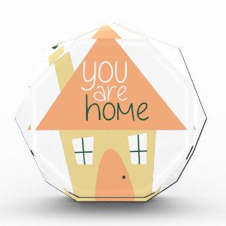 Usted es hogar