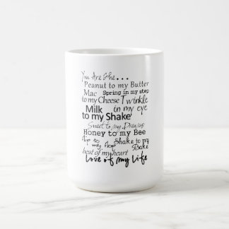 Usted es… la taza de café