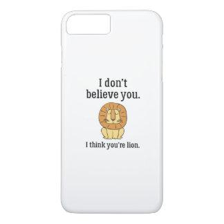 Usted es león funda iPhone 7 plus