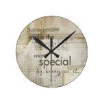 usted es mensaje especial relojes