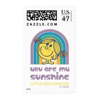 Usted es mi arco de la sol timbres postales