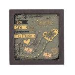 Usted es mi caja del recuerdo de la música cajas de regalo de calidad