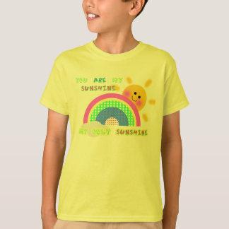 Usted es mi camiseta de la SOL