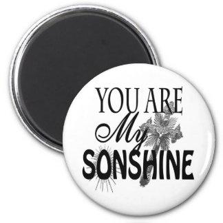 Usted es mi imán del personalizado de Sonshine II