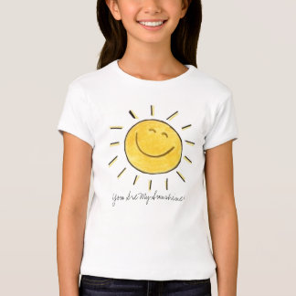 ¡Usted es mi sol! Camisa