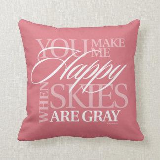 Usted es mi sol almohadas
