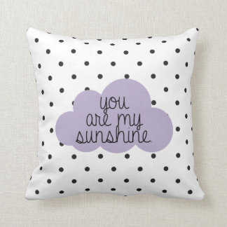 Usted es mi sol almohada