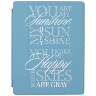 Usted es mi sol cover de iPad