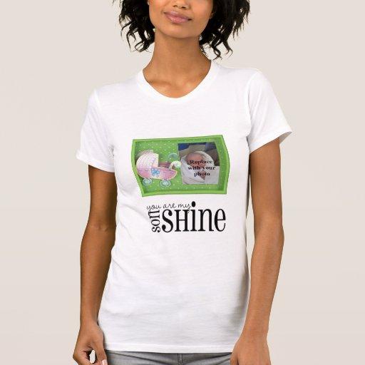 Usted es mi SonShine: Adaptable Camiseta