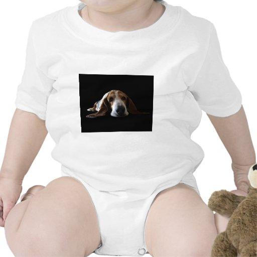 Usted es no nothin sino un perro de caza trajes de bebé