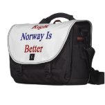 Usted es Noruega derecha es mejor Bolsas Para Portátil